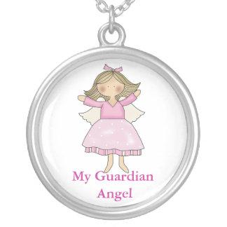 Collar del ángel de guarda