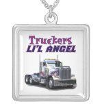 Collar del ángel de L'il del camionero