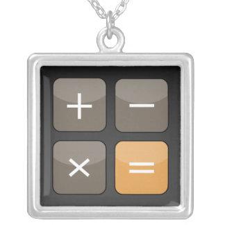 collar del App del iPhone - calculadora