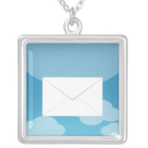 collar del App del iPhone - correo electrónico