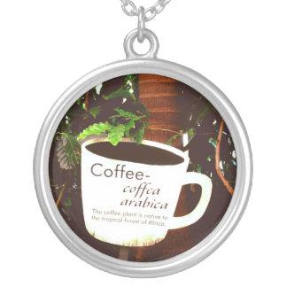 Collar del Arabica del café