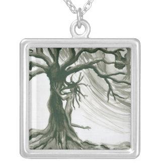 Collar del árbol de collar del Sprite del árbol