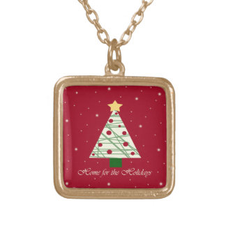 Collar del árbol de navidad
