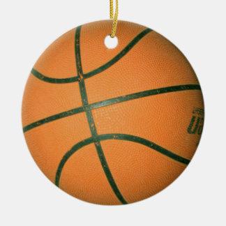 collar del baloncesto ornamento de navidad