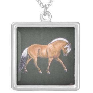 Collar del caballo del fiordo