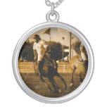 Collar del caballo del polo