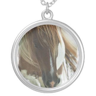 Collar del caballo salvaje del mustango
