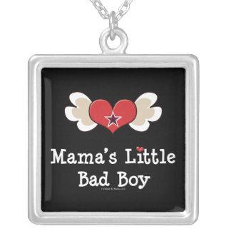 Collar del chico malo Little de mamá