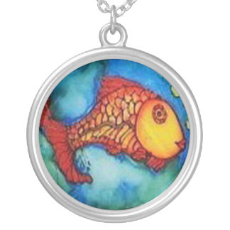 Collar del colgante del Goldfish