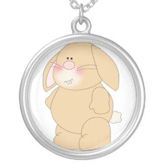 Collar del conejo de conejito de las señoras