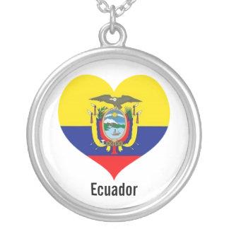 Collar del corazón de Ecuador