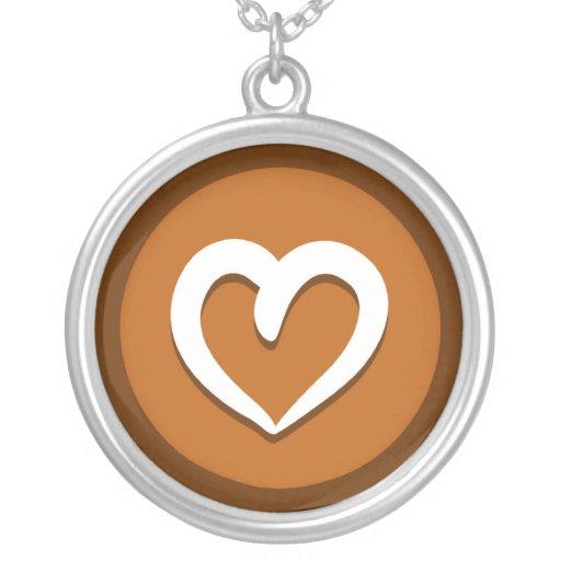 """Collar del """"corazón"""" de la yoga"""
