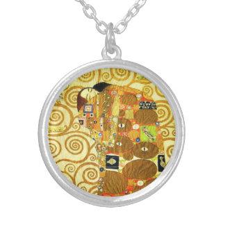 Collar del cumplimiento de Gustavo Klimt
