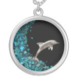 Collar del delfín y de Paua Shell