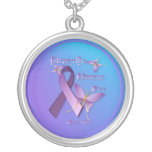 Collar del día de la conciencia del Fibromyalgia