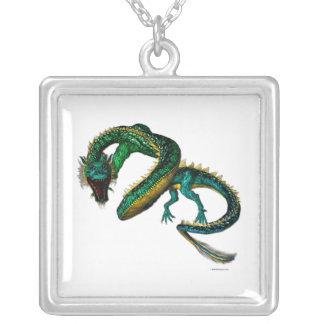 Collar del dragón del jade