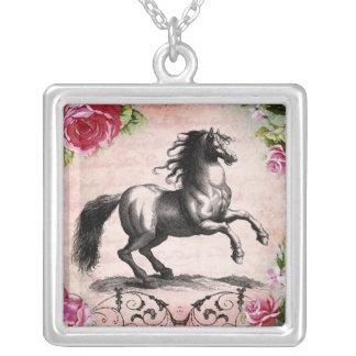 Collar del ejemplo del caballo