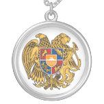 Collar del escudo de armas de Armenia