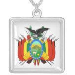 Collar del escudo de armas de Bolivia
