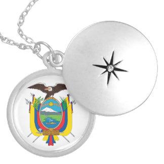 Collar del escudo de armas de Ecuador