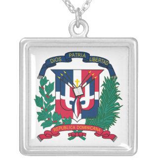 Collar del escudo de armas de la República Dominic