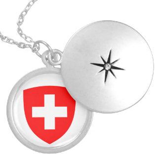 Collar del escudo de armas de Suiza