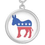 Collar del fiesta de Demócrata