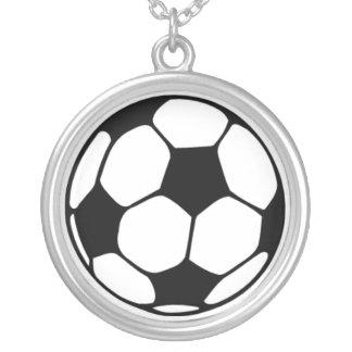 Collar del fútbol