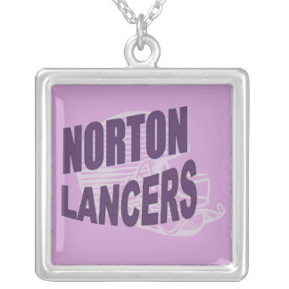 Collar del fútbol de los lanceros de Norton