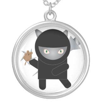 Collar del gatito de Ninja