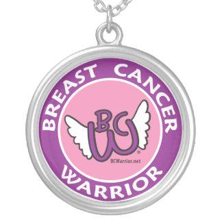 Collar del guerrero del cáncer de pecho