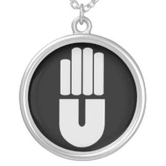 """Collar del logotipo de B.Slade™ """"sea U"""""""