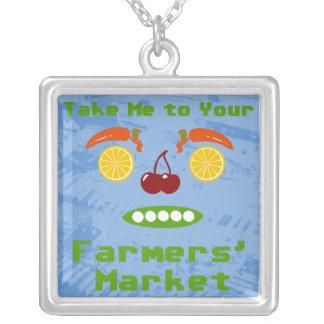 Collar del mercado de los granjeros