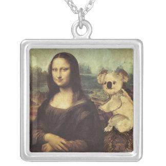 Collar del museo de la koala, Mona Lisa