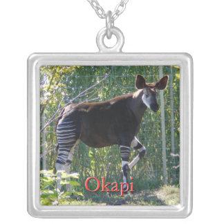 Collar del Okapi