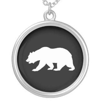 Collar del oso grizzly