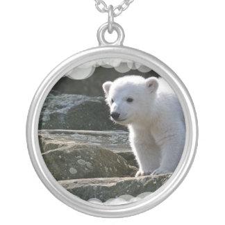 Collar del oso polar del bebé