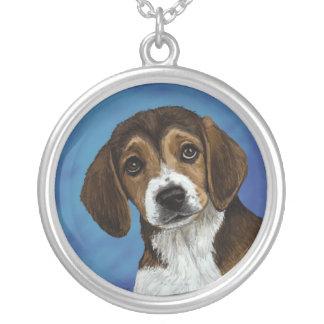 Collar del perrito del beagle