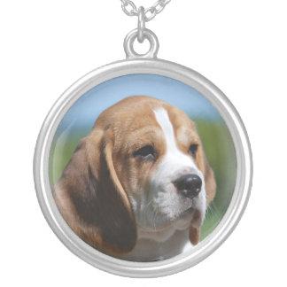Collar del perro de perrito del beagle