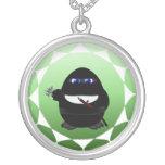 Collar del pingüino de Ninja