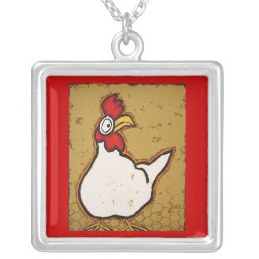 collar del pollo