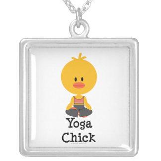 Collar del polluelo de la yoga