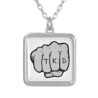 Collar del puño de los artes marciales TKD