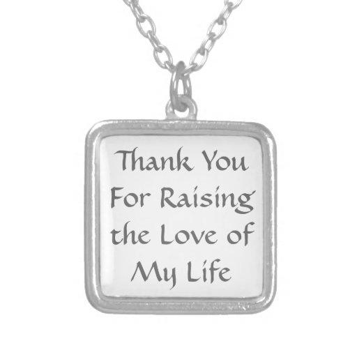 Collar del regalo de la suegra - amor de mi vida
