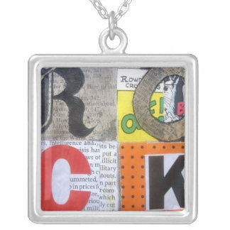 Collar del rock-and-roll