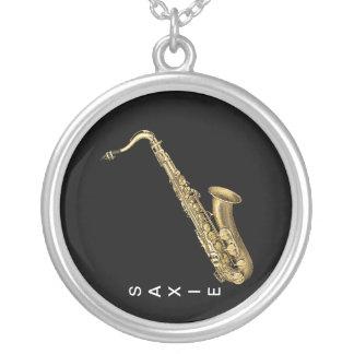 Collar del saxofón