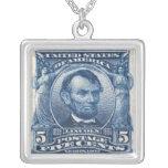 Collar del sello de Abraham Lincoln