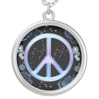 Collar del signo de la paz