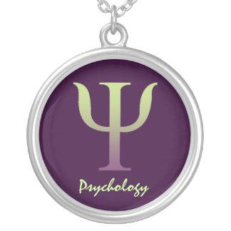 Collar del símbolo de la psicología