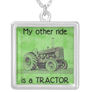 Collar del tractor